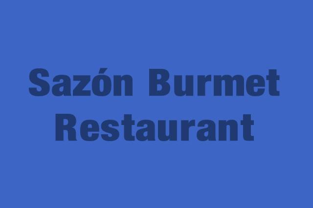 Sazón Burmet Restaurant es Partner de la Alianza Tarjeta al 10% Efectiva