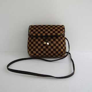 Louis Vuitton Crossbody Hide Pouch