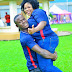 Media React As Man Carries His Endowed Fiancee In Pre-Wedding Pic