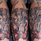 Photo - Thor Tattoos Pictures
