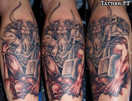 Thor Tattoos Pictures Tattoos Ideas
