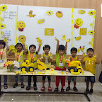 Yellow Day Celebration by Jr. Kg Section (2018-19), Witty World, Goregaon East