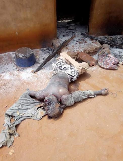 Farmers & Fulani Herdsmen Clash In Kogi, Many Killed (Viewers' Discretion Advised!!)  IMG_20180316_115853_602