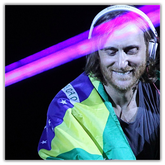 David Guetta - DJ Mix 381 - 14-OCT-2017