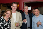 Susan Hasely, Hunter Hasely, Craig Collins and Don Collins
