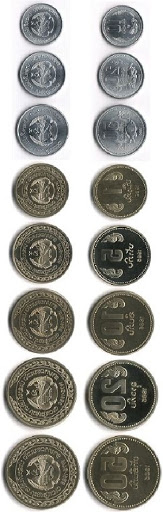 Mengenal mata uang negara Laos kip