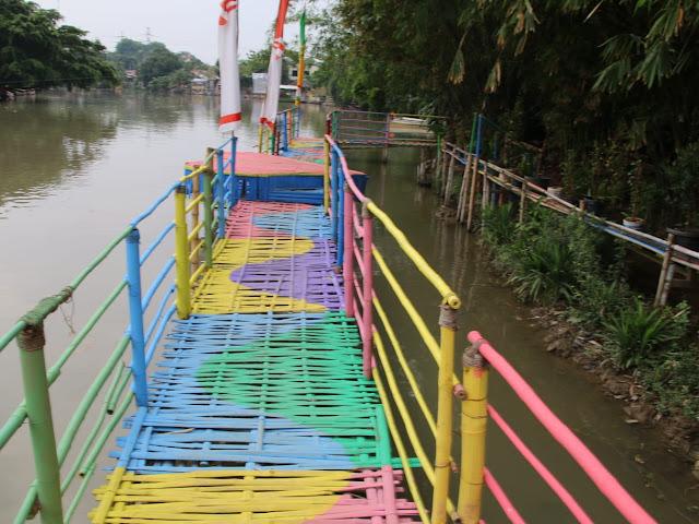 Walikota bekasi Tinjau Wisata Air kali Bekasi