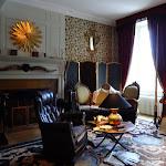 Maison Jean Cocteau : salon