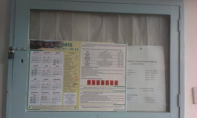 Distribuire gratuita a calendarelor cu date de colectare - IMAG0432.jpg