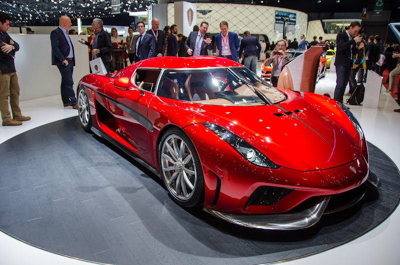 Koenigsegg Regera most expensive cars in the world (1)