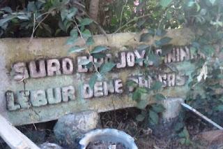 Surodiro Joyoningrat Lebur Dening Pangesuti