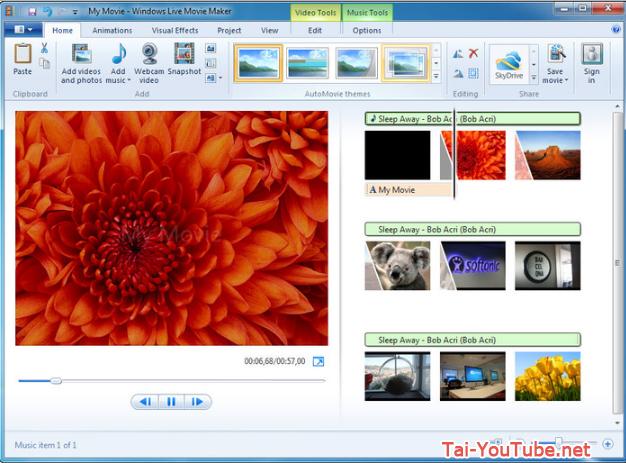 Một số ứng dụng hỗ trợ biên tập video free cho Windows + Hình 6
