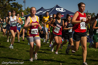 Photo: JV Girls 44th Annual Richland Cross Country Invitational  Buy Photo: http://photos.garypaulson.net/p110807297/e46cfd5f8