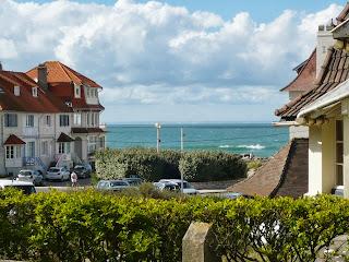 Les belles vilas de Wissant