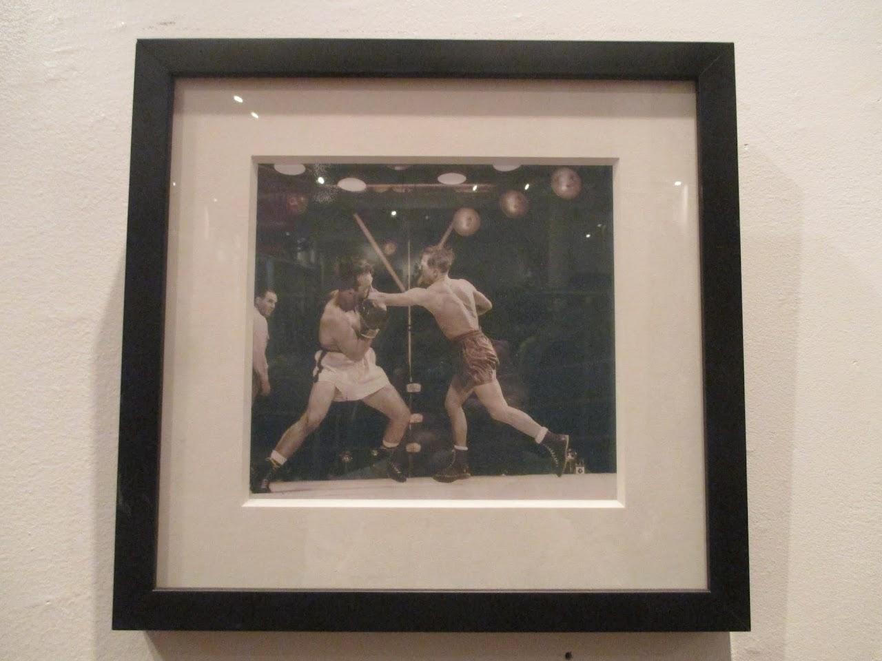 Boxing Photograph