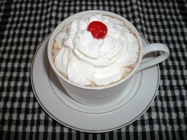 Chocolate Covered Cherry Coffee Recipe