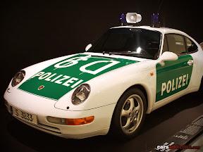 Polizei Porsche 993