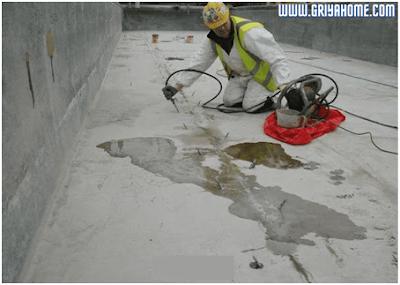 metode injeksi dak beton
