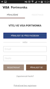 Visa Portmonka- screenshot thumbnail