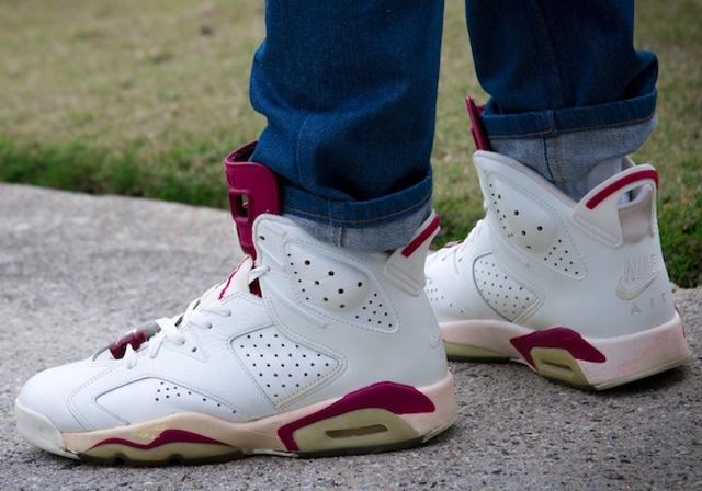 huge selection of 13cdf 965f3 FollowTheKicks: Nike Air Jordan 6