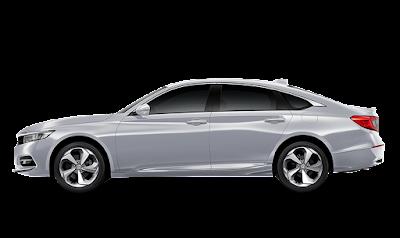 Honda Accord Warna Silver Metalik