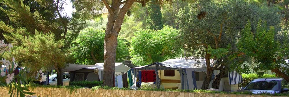 Parcelas Camping Nautic