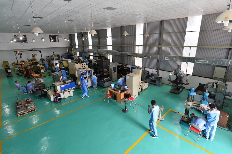 Gia công cơ khí tại Bắc Ninh