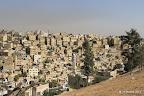 Amman Skyline - dusty morning
