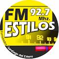 FM ESTILOS - 92.7 Mhz.