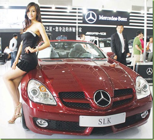 chinese mercedes