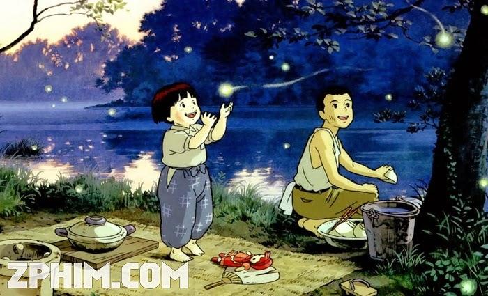Ảnh trong phim Mộ Đom Đóm - Grave of the Fireflies 1