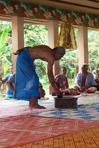 Samoan Kava Ceremony
