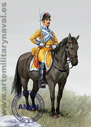 Dragones de Almansa 1808
