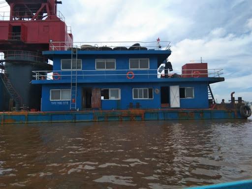 Kapal China Masuk Sungai Kapuas, Warga Khawatir ABK Bawa Virus Korona
