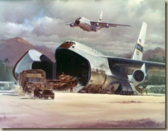 2 Douglas CX-HLS Artwork RG Smith - 2