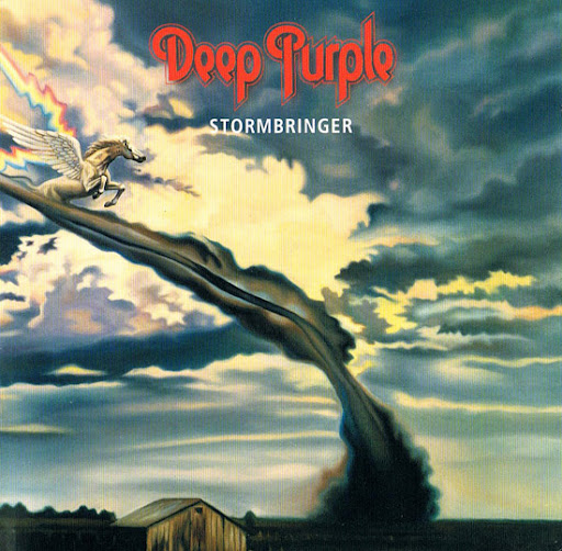 Stormbringer, Deep Purple