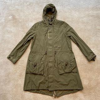 Ralph Lauren RLX NEW Olive Green Jacket