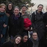 תלמידות הגיור בתמונה קבוצתית