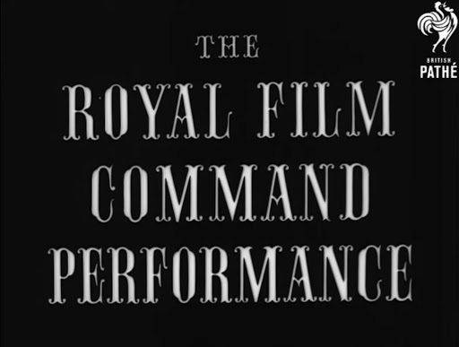 Royal Film Performance Series