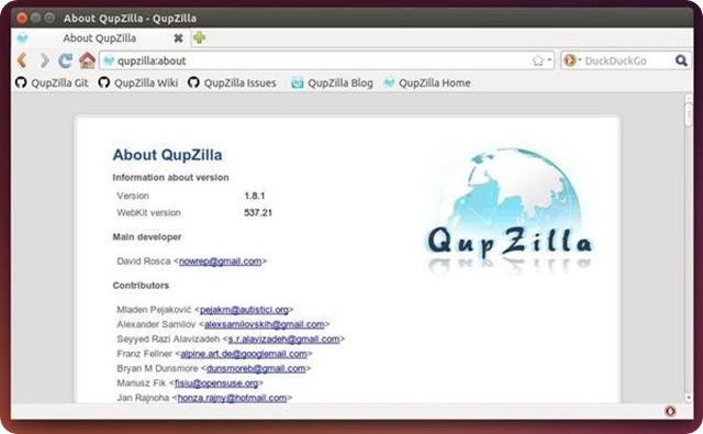 qupzilla-web-browser