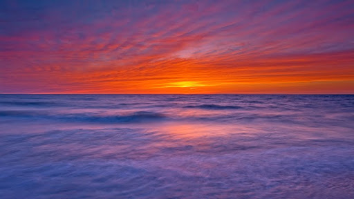 Lake Huron at Sunset, Grand Bend, Ontario.jpg