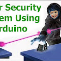 How to Make Arduino Laser Security System at Home using Arduino and LDR