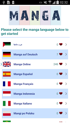 Manga World for PC