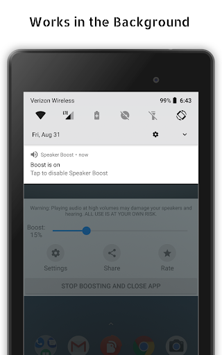 Speaker Boost: Volume Booster & Sound Amplifier 3D 3.0.29 Apk for Android 14