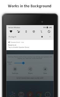Speaker Boost: Volume Booster & Sound Amplifier 3D