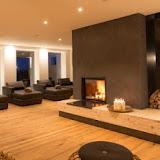 Neue Panorama- Außensauna - sauna esterna panoramica