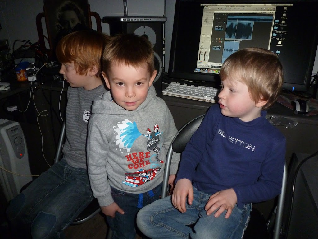 Leefgroep 1 maakt muziek! - P1080926.JPG