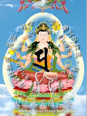Multimedia Suara Mantra Mahapratisara