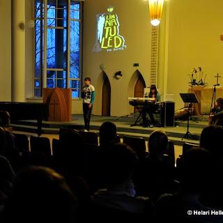 Linna Tuled ülistusõhtu Salemi kirikus