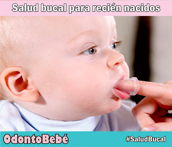 salud-bucal-bebé